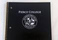PIERCE COLLEGE 3 SUBJECT NOTEBOOK
