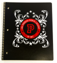Pierce College Est. 1947 Two Subject Notebook