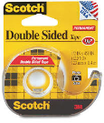 3M Scotch Double-Sided Tape Permanent