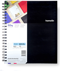 Hamelin 1 Subject Notebook 8.5 X 11