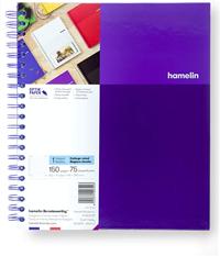 HAMELIN 1 SUBJECT NOTEBOOK 8.5 X 11