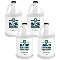 Hand Sanitizer With Aloe 4 1 Gallon