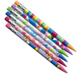 Kittrich Rainbow Fashion Mechanical Pencils