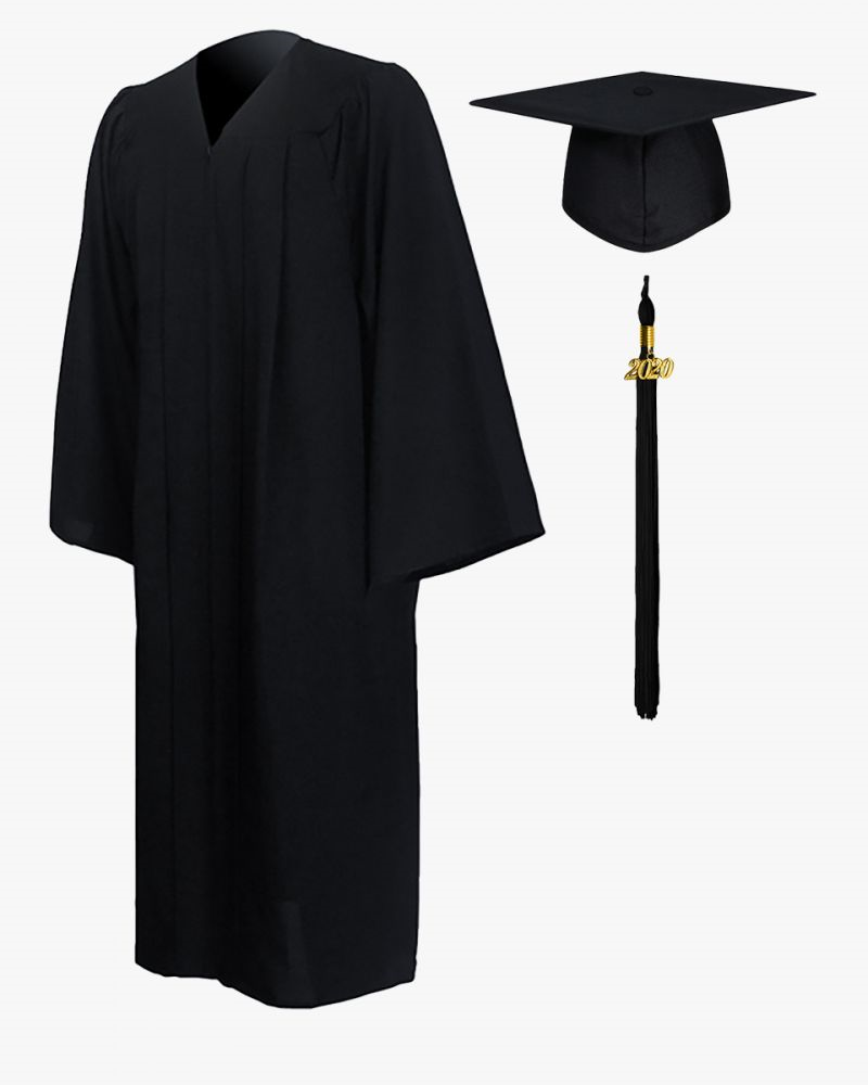 Pierce Cap And Gown (SKU 1126272542)