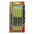 Promarx Glowline Pocket Highlighter 4 Pack