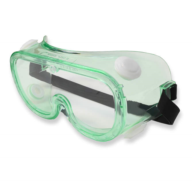 Radians Econ Splash Goggles Clear Vented (SKU 10260920133)